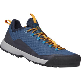 Black Diamond Mission LT Approach-sko Herrer, eclipse blue-amber